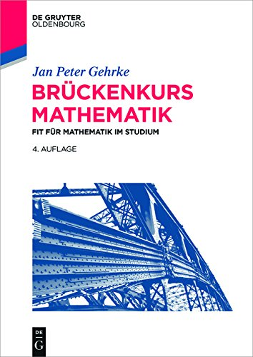 Mathematik im Studium, Cover, 4. Auflage
